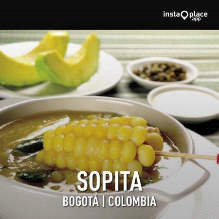 Tenemos El Mejor Aroma Del Ajiaco Santafereno Picture Of Sopita Bogota Tripadvisor