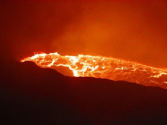 Simien Mountain Trekking and Tours: Erta Ale Volcano, Ethiopia