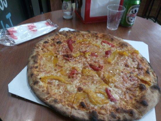 Pizzeria Orchidea: pizza peperoni