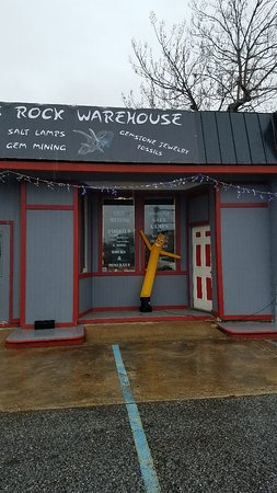 Landrum, Carolina del Sur: Njtraders Rock Warehouse