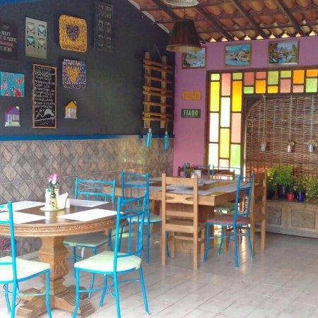 A Baianinha Cafe Bistro: A Baianinha Café Bistrô