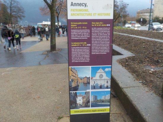 Lake Annecy Tourist Office Foto