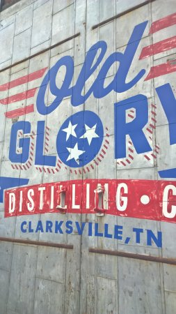 Old Glory Distilling Co.: They have a great place outside for fun photos.