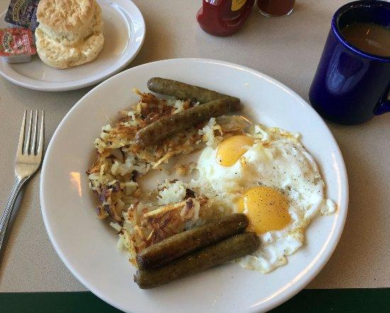 Algodones, Nuevo Mexico: 2 Egg Pueblo Breakfast