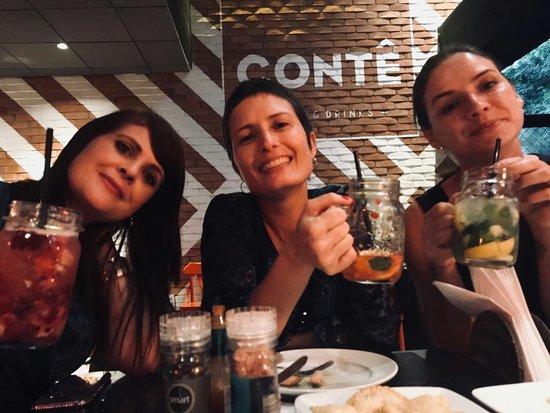 Conte - Food & Drinks: Contê - Food & Drinks