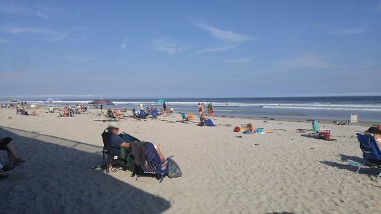 Ogunquit Beach: Vue générale de la plage