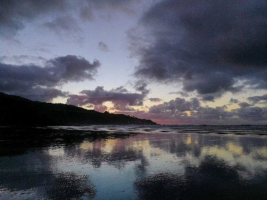写真Ngarunui Beach枚