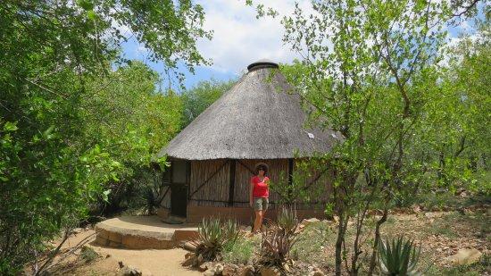 Umlani Bushcamp: one of the cabins