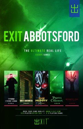 Abbotsford Escape Room