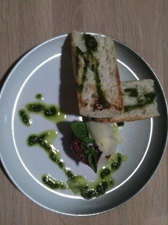 Hustopece, República Checa: tartar