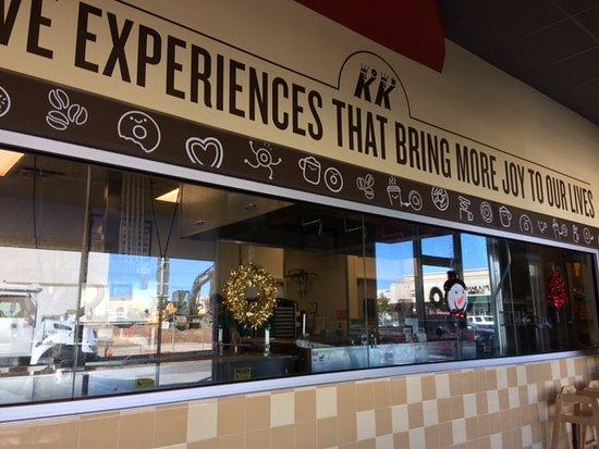 Auburn, AL: Where those delicious Krispy Kreme donuts are made!