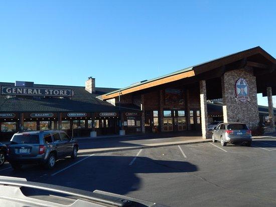 Ruby S Inn Cowboy S Buffet Steak Room Bryce Canyon Ut