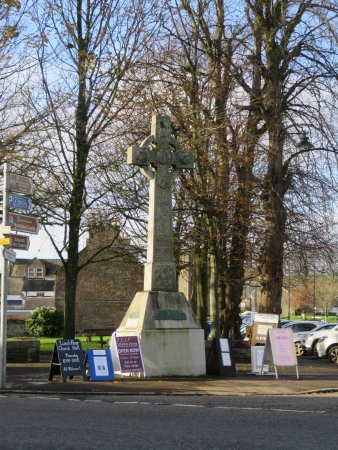 The Selkirk Memorial Cross