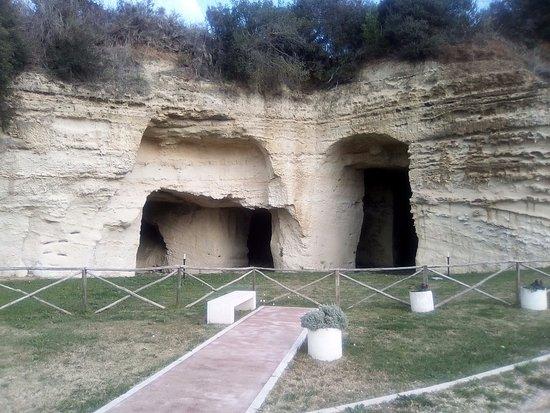 Parco Vallo Volsco: Grotta