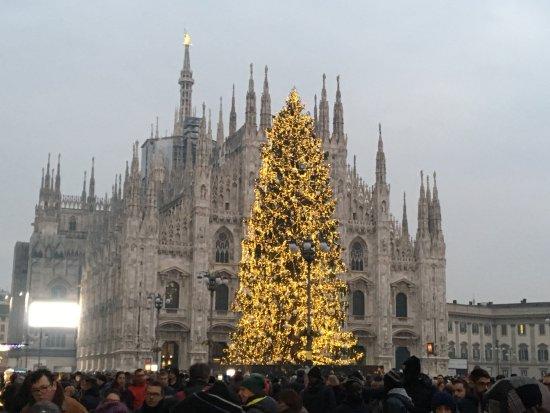 Duomo di Milano: Nel periodo natalizio