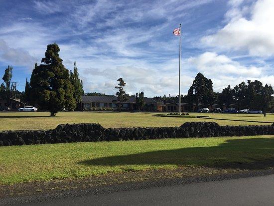 Kilauea Volcano Military Camp Image