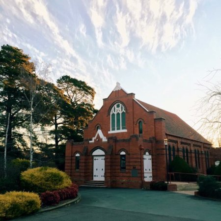‪Canberra Baptist Church‬