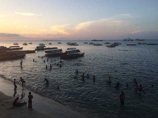 Palumboreef Reef Beach Resort: Stone Town