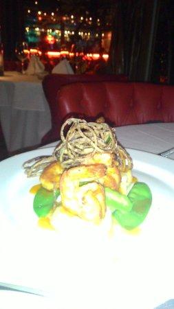 Troia Restaurant: prato principal