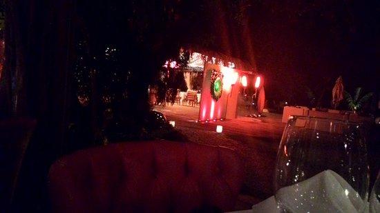 Troia Restaurant: vista do restaurante troia
