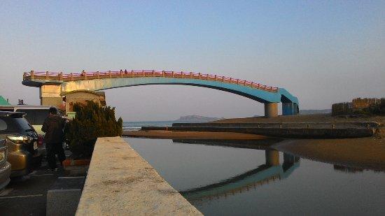Jin Shan Yuantan River Landscape Bridge