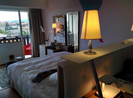 Chambre de luxe avec vue mer - Bild von Hotel L\'Ile de la ...