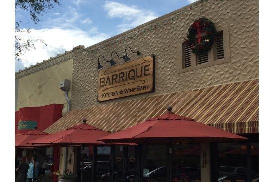 Delightful Dinner Review Of Barrique Kitchen Wine Bar Jacksonville Fl Tripadvisor