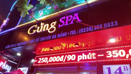 ‪Gung Spa & Massage‬