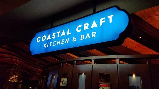 Coastal Craft Kitchen Bar The Restaurant At Harrahs
