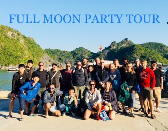Full Moon Party Tour