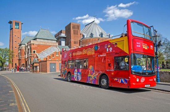 City Sightseeing Stratford-upon-Avon...