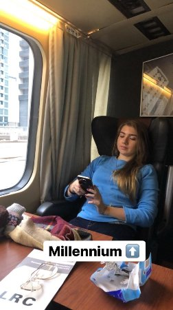 Via Rail Canada Photo