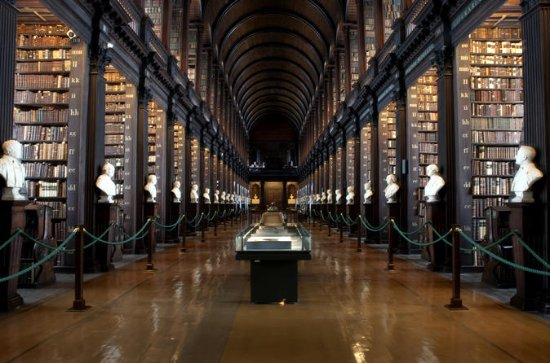 Book of Kells Early Access and Dublin...