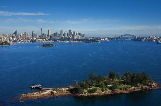 Sydney Harbour Island Cruise With...