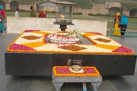 Pasos de Delhi de Mahatma Gandhi Tour...