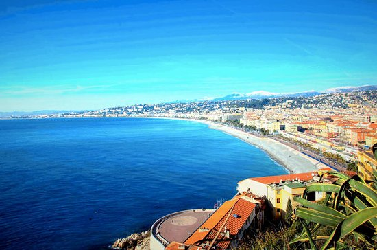 Full-day Private French Riviera Tour...