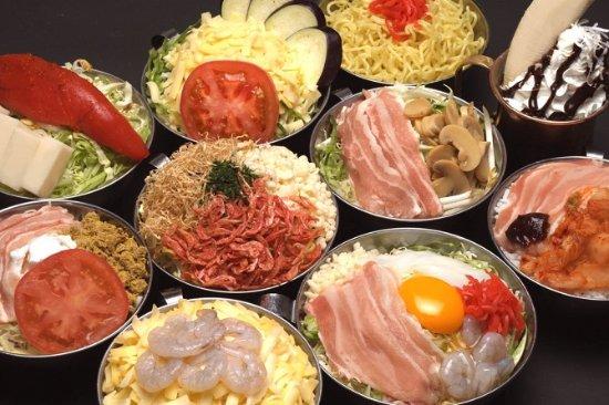 Edomae Kisen, Odaiba Course: 全部食べ放題です!お腹いっぱいになるまでお召し上がりください★