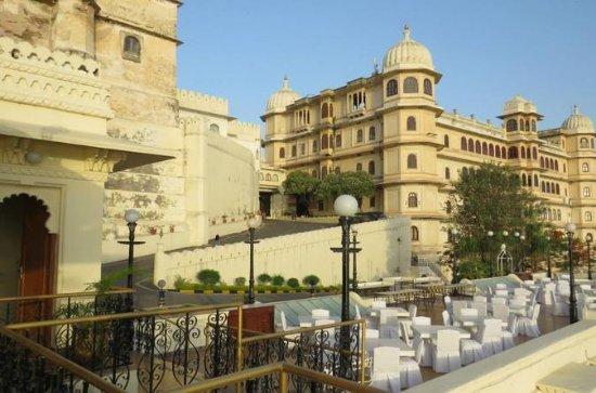Privat tur: Udaipur City Tour med...