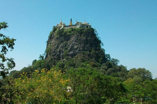Mount Popa Full Day Tour from Bagan