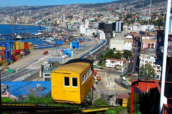 Private Tour: Valparaiso and Vina del...