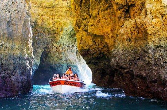 Ponta de Piedade Grotto Sightseeing ...