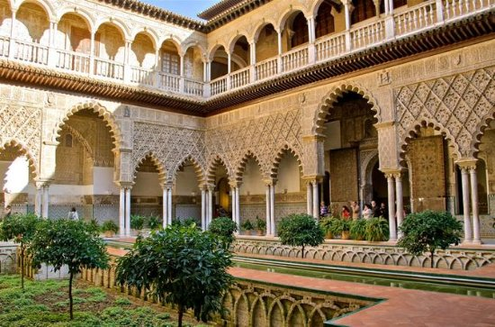 3-hour Seville Cathedral and Alcazar