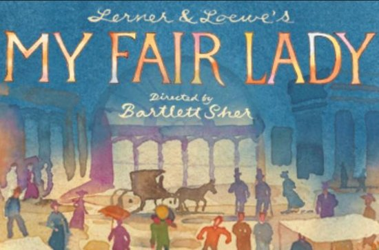 My Fair Lady no Teatro do Lincoln...