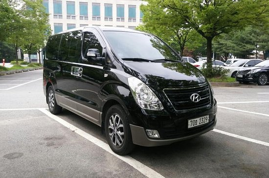 Private Transport Service: Incheon Airport to Seoul
