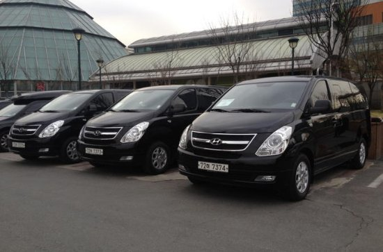 Private Transport Service: Incheon Airport to Pyeongchang