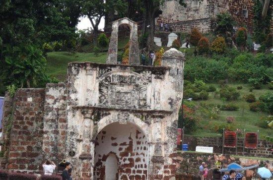 3 in 1 Day Tour Unesco Malacca Monkey...