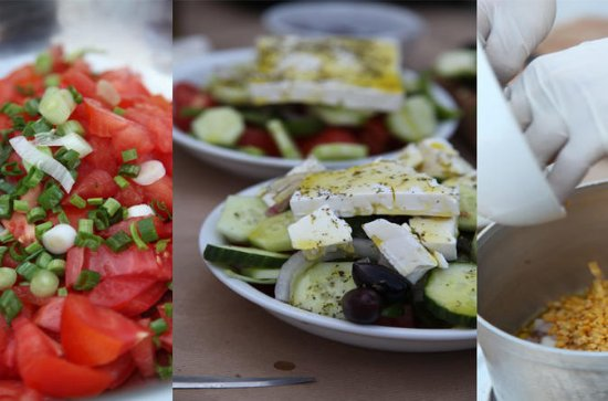 Cretan Gardens Cooking Class
