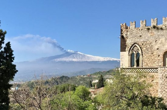 Private Tour to Mount Etna from ...