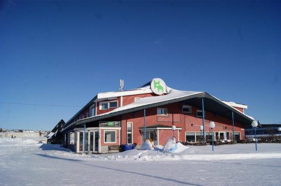 Hotell E-10