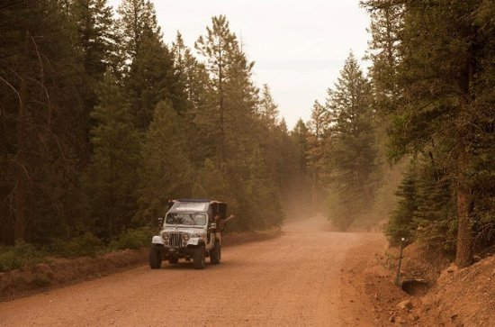 JEEP TOUR - High Country
